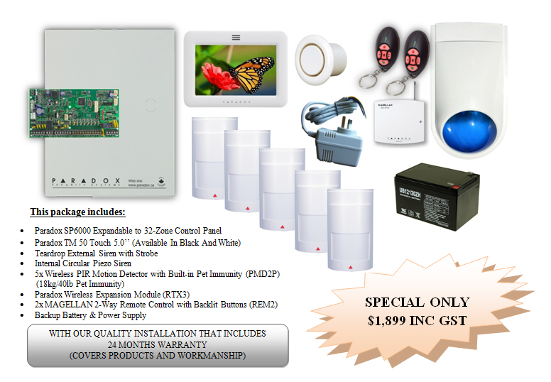 PARADOX-Package-5-wireless
